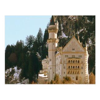 Neuschwanstein-Schloss 3 Postkarte