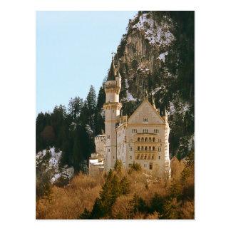 Neuschwanstein-Schloss 3 Postkarten