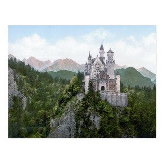 Neuschwanstein-Schloss 5 Postkarten