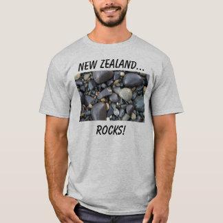 Neuseeland… Felsen! T-Shirt