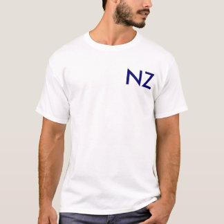 Neuseeland-Felsen-Zaunkönig Roundel T-Shirt