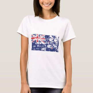 Neuseeland-Flagge T-Shirt