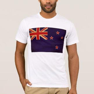 Neuseeland-Flaggen-T - Shirt