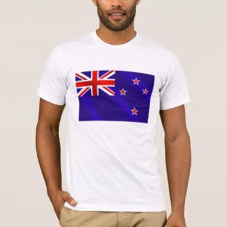 Neuseeland-Fußball T-Shirt