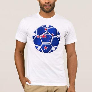 Neuseeland-Fußball-T - Shirts