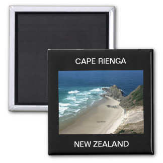 Neuseeland, Kap Rienga Quadratischer Magnet