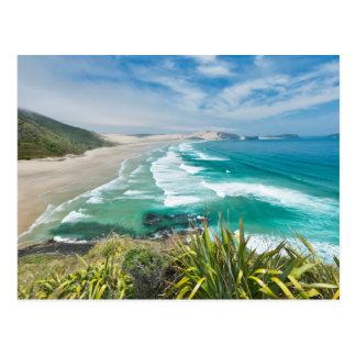 Neuseeland, Nordinsel, Kap Reinga 2 Postkarte