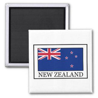 Neuseeland Quadratischer Magnet