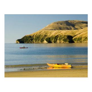 Neuseeland, Südinsel, Marlborough Töne. 2 Postkarte