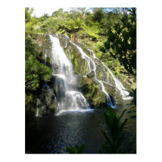 Neuseeland von Natur aus Postkarte