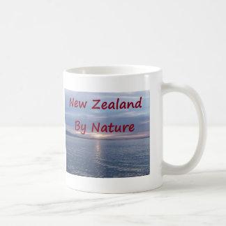 Neuseeland von Natur aus Tasse