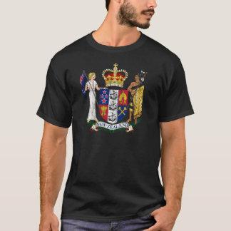 Neuseeland-Wappen T-Shirt