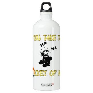 Neuseeländisches Zitat SIGG Reisend-(1.0L) Aluminiumwasserflasche