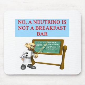 NEUTRINO-Quantenmechaniker-Physikwitz Mauspad