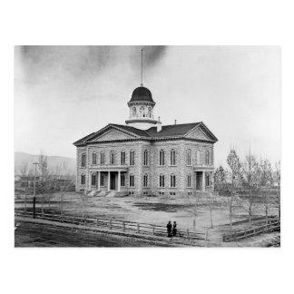 Nevada-Staats-Hauptstadts-Postkarte Postkarte