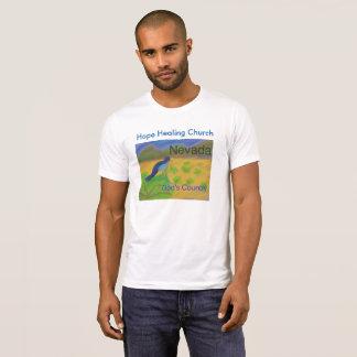 Nevada-Staats-Vogel-Gebirgsdrossel-T - Shirt