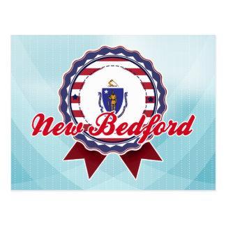 New-Bedford, MA Postkarte
