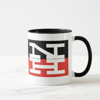 New-Haven Eisenbahn-Logo Tasse