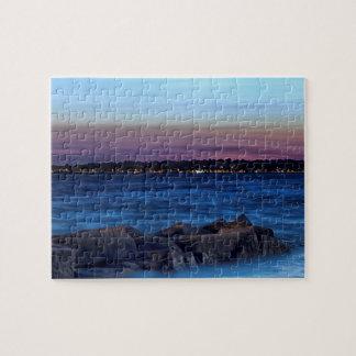New-Haven Küstenlinie-Puzzlespiel