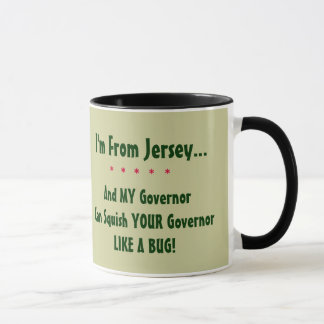 New-Jersey Gov. Chris Christie Tasse