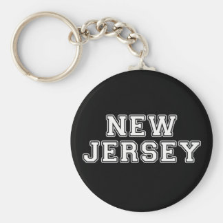 New-Jersey Schlüsselanhänger