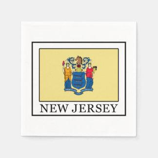 New-Jersey Serviette