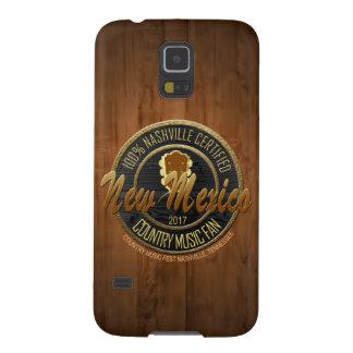 New-Mexiko Countrymusik-Fan-Telefon-Hüllen Galaxy S5 Cover