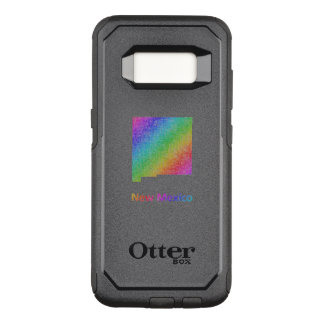 New Mexiko OtterBox Commuter Samsung Galaxy S8 Hülle