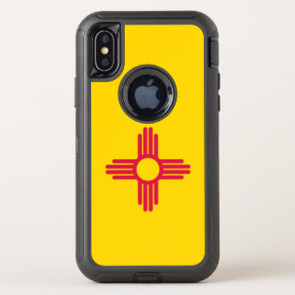 New Mexiko OtterBox Defender iPhone X Hülle
