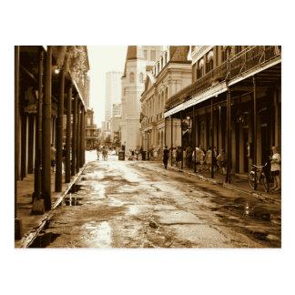 New Orleans: Das französische Viertel Postkarte