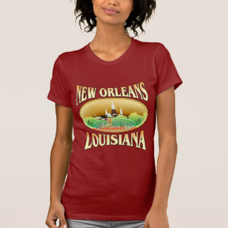 New- Orleansdunkelheits-T-Shirts T-Shirt