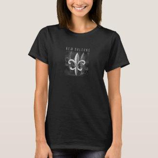 New- Orleansschatten-Lilien-T-Stück T-Shirt