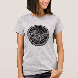 New- Orleanswasser-Meter-Deckel-Shirt T-Shirt
