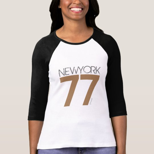 New York 77 Sport durch VIMAGO T-Shirt