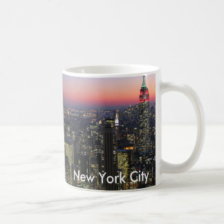 New York City - Kaffee-Tasse Tasse
