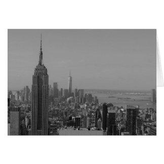 New York City/Noir, Karte