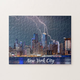 New- York Cityblitz-Sturm