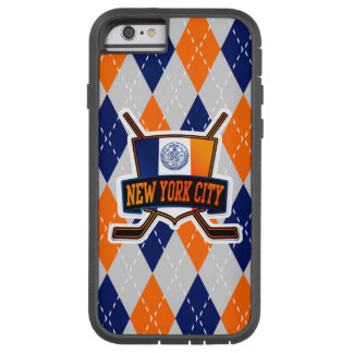 New- York Cityeis-Hockey-Abdeckung Tough Xtreme iPhone 6 Hülle