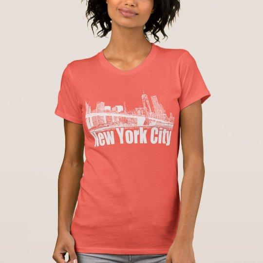 NEW- YORK CITYgang DURCH EKLEKTIX T-Shirt