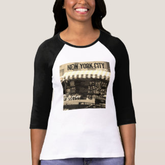 NEW YORK CITYpushcart-T-STÜCK T-Shirt