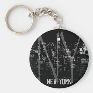 New York Cityschlüsselketten-New- Yorkandenken Schlüsselanhänger