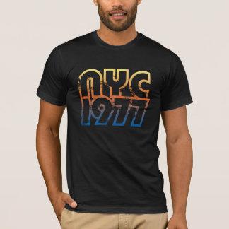 New York CityShirt 1977 T-Shirt