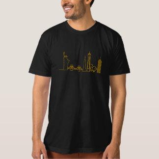 New York Cityskyline-Shirt T-Shirt