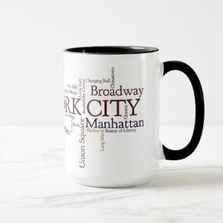 New- York CityTasse Tasse