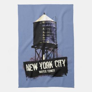 New- York CityWasserturm-Tee-Tücher Handtuch