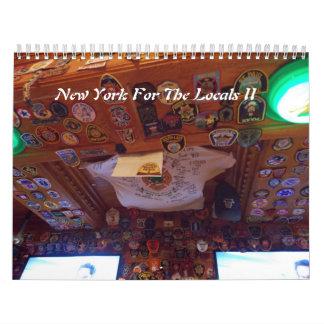 New York für den Einheimisch-Kalender II Abreißkalender