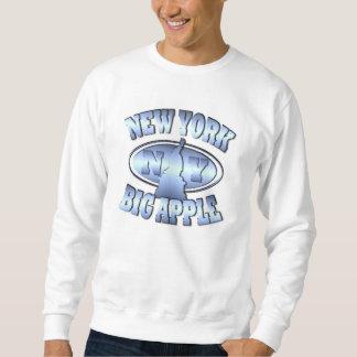 New York großes Apple Sweatshirt
