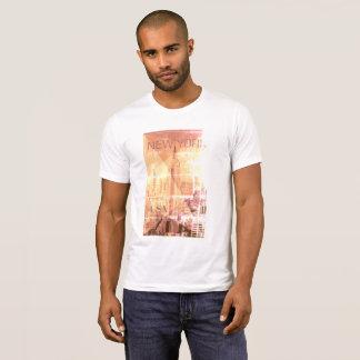 New York heraus getragen T-Shirt