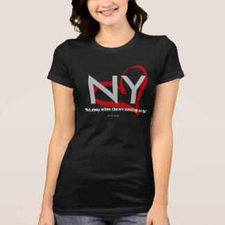 NEW YORK (NEW YORK) WIR NIE SLEEP#3 T-Shirt