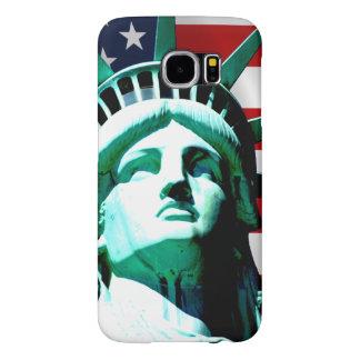 New York (NY) Etats-Unis - La statue de la liberté
